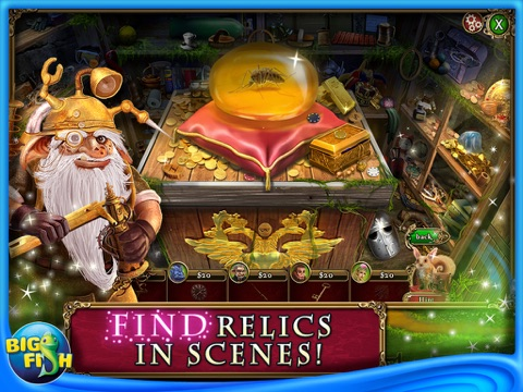 Awakening Kingdoms - A Hidden Object Fantasy Game-ipad-2