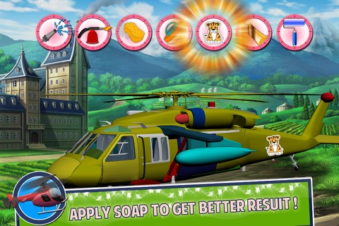 Fix It Day Care Helicopter screenshot 4