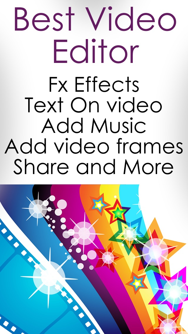 download Best video fx editor plus camera magic filters & movie effect apps 3