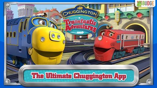 Las fantsticas aventuras en tren de Chuggington gratis  Un juego