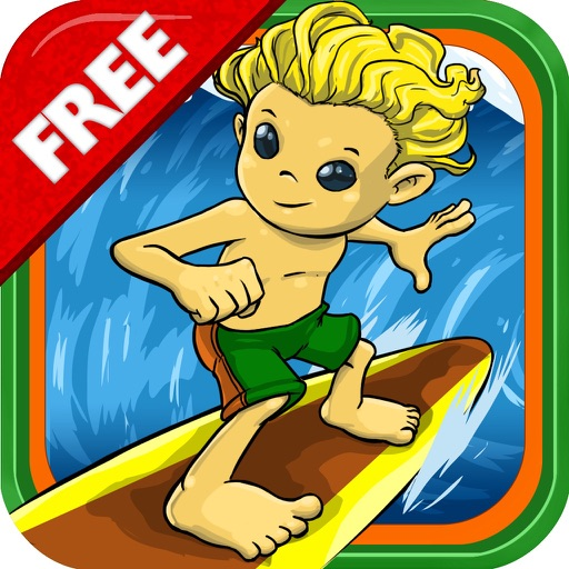 Wave Surfing: Biggest Surfers Ride iOS App