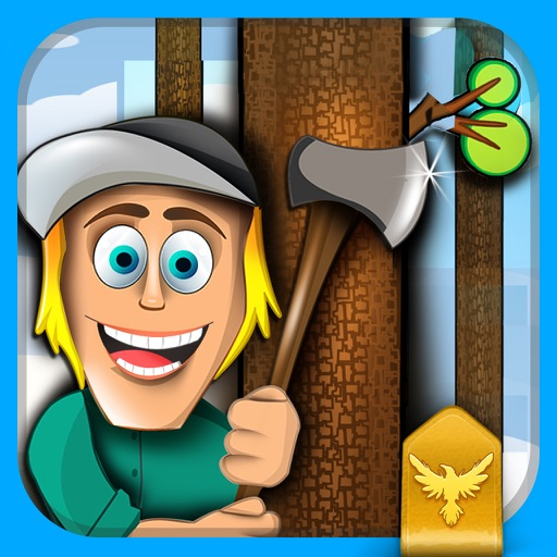 Timber Jack Icon