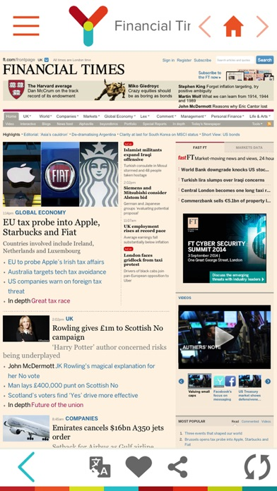 Ynews Pro UK Screenshot 2