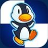 Jumping Penguin- Avoid the White Ice.