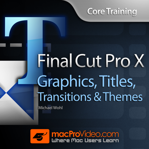 Graphics, Titles, Transitions and Themes for FCP X
