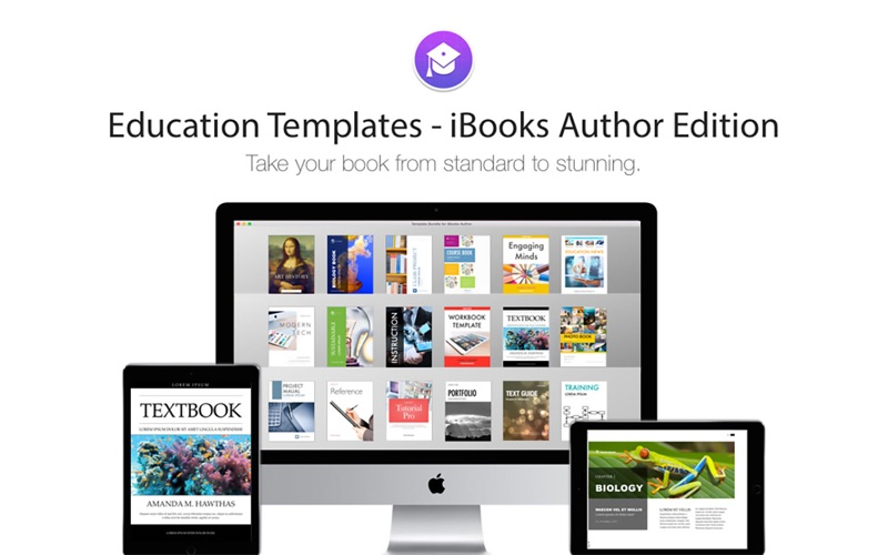 Templates For Ibooks Author Image collections - Template Design Ideas