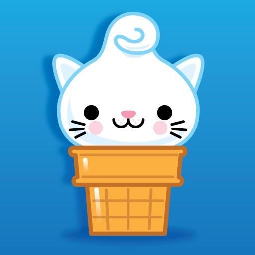 Kitty Cones - Soft Serve iOS App