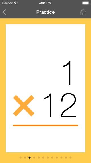 My Math Cards Screenshot