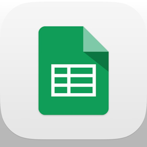 Go Sheets - for Microsoft Office Excel & Quicksheet edition iOS App