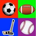 Sports Quiz - Fun Sport Logos Trivia Challenge icon