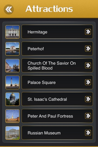 St Petersburg Offline Guide screenshot 3