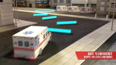 救急車のシミュレーター2015 PRO screenshot1