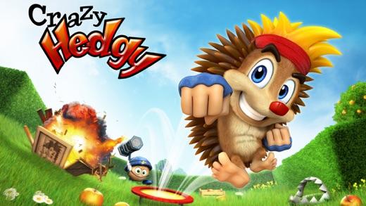 Crazy Hedgy - Beat 'em up 3D Platformer Screenshot
