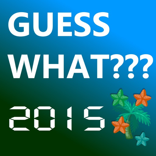 Guess What 2015 iOS App