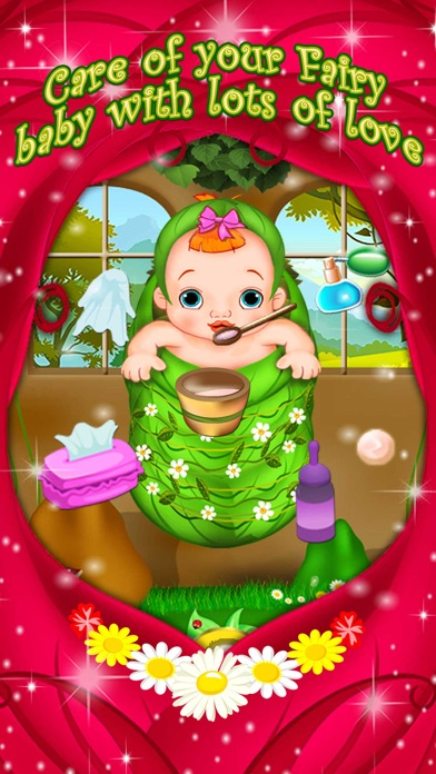 download Fairy's Newborn Baby – mommy and baby care game for kids appstore review