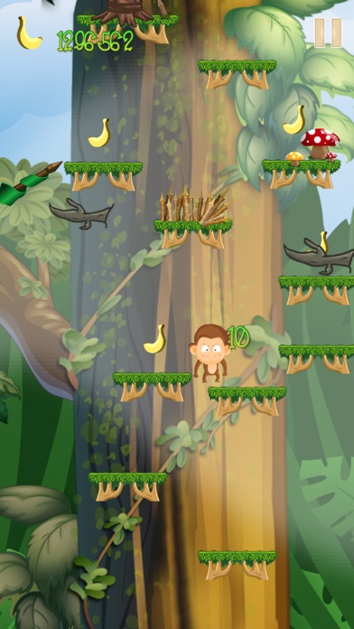 download Monkey Mega Zoo Blast Tree Jump-ing Game apps 0