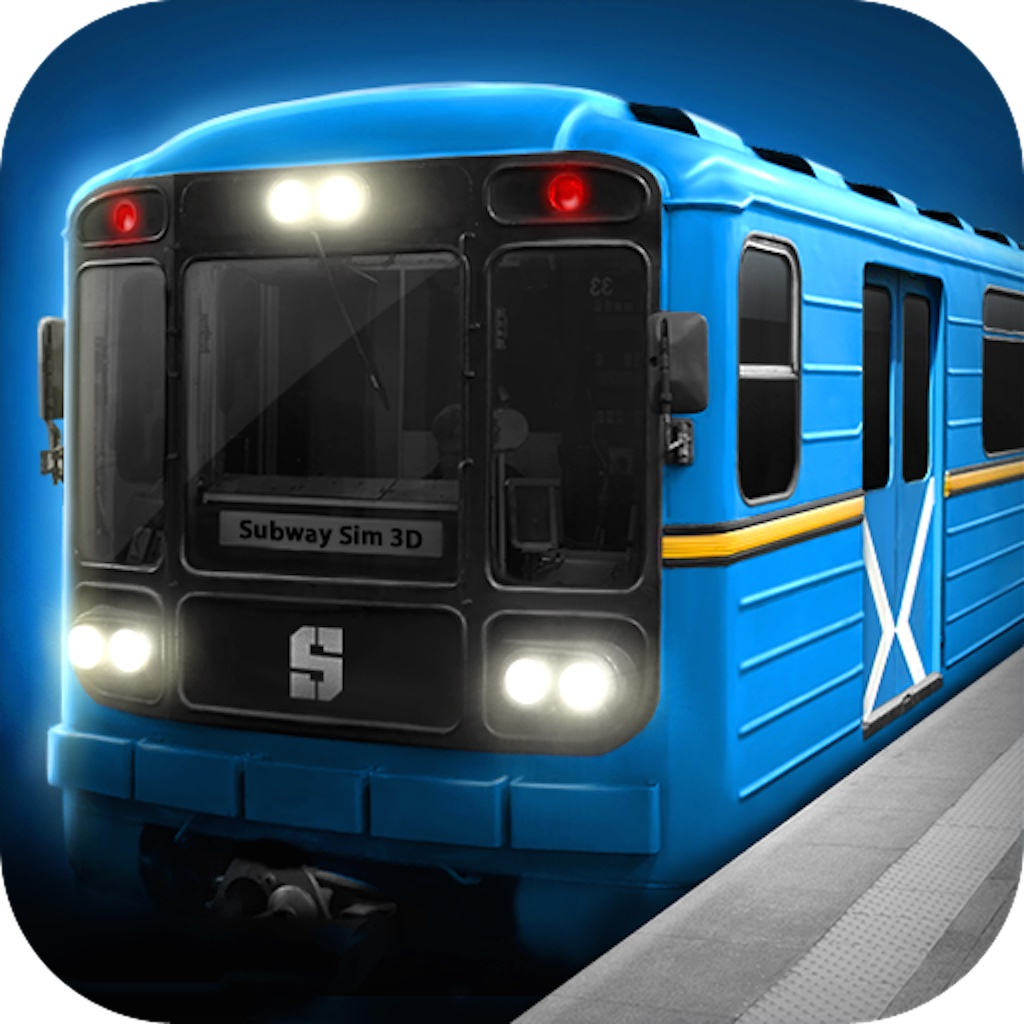 Subway Simulator 3D Deluxe - Симулятор Метро