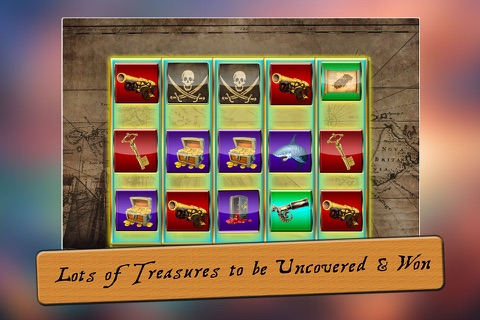 Aphrodite mermaids & Pirates of Atlantis Seven Seas Progressive SLOTS odyssey screenshot 1