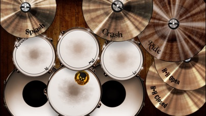 Drums! - A studio quality drum kit in your pocket Screenshot
