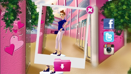 Teen Fashion Dress Up Game for Girls: Makeup & Beauty Fantasy ...