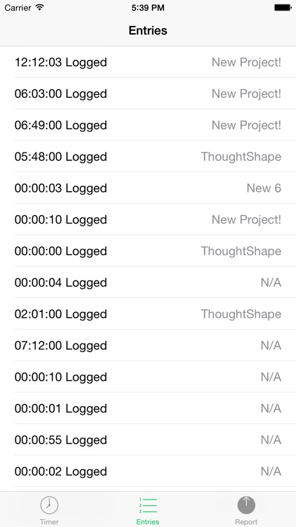timesheet tracker simple time tracker csv export by kyle connors