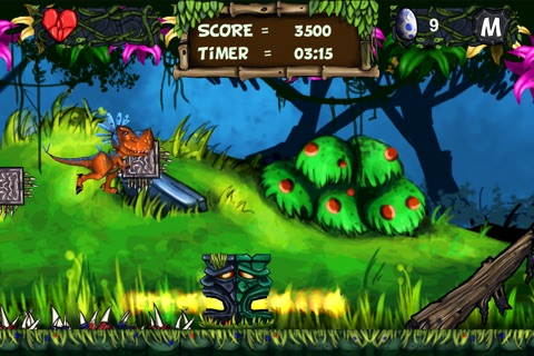 Tyrunasaurus screenshot 1