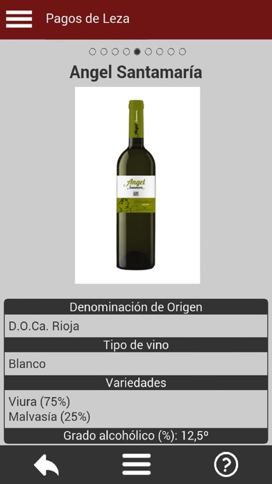 download Bodegas de España apps 3