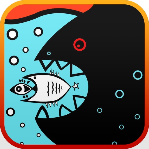 Big fish eat Small fish Game iOS App