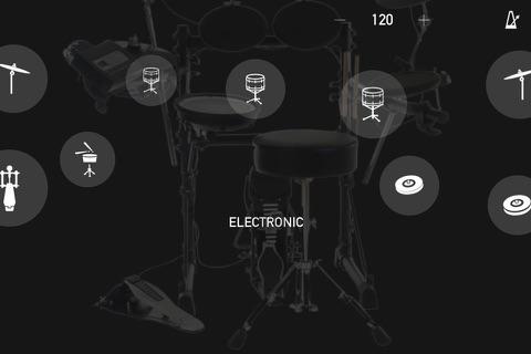 Exciting Drum Kit screenshot 4