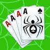 Пасьянс «Паук» — классическая популярная игра