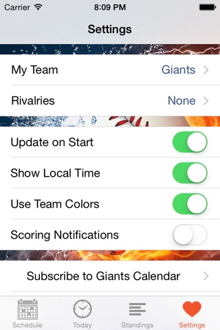 My Baseball Team 2015 screenshot 4