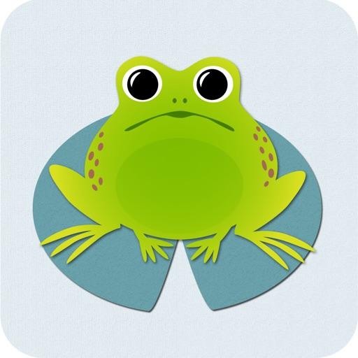 Circle the Frog iOS App