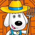 Old MacDonald Had a Farm Song & Lyrics by Bacciz, an educational nursery rhyme app for kindergartners, toddlers, and kids. icon