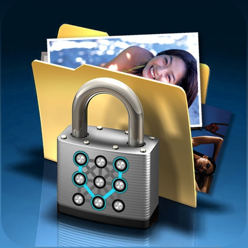 iPrivate Guard Pro - lock your private photos and videos + photo safe + pic editor iOS App