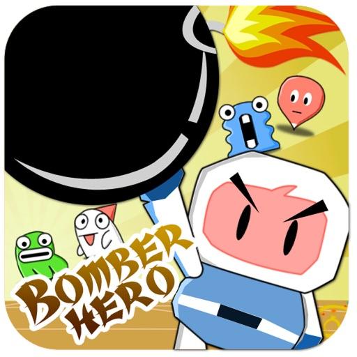 BomberHero iOS App