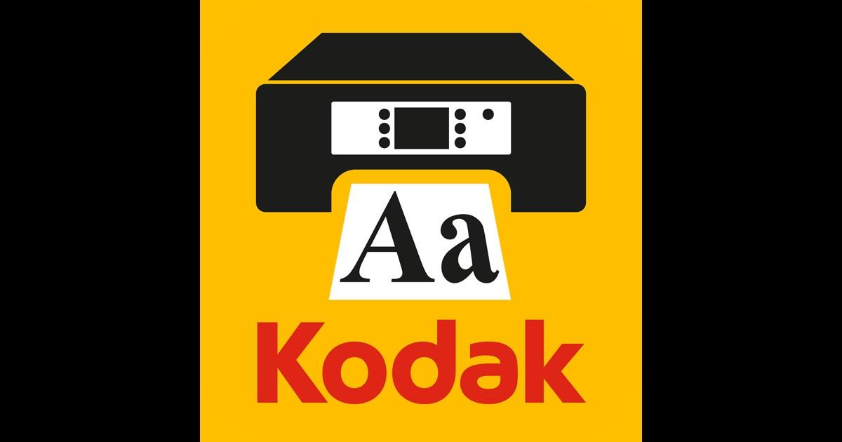 Kodak memo