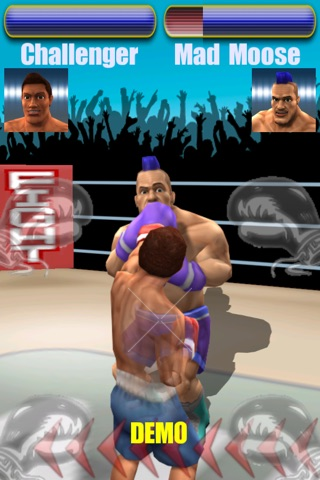 Pocket Boxing Legends screenshot 2