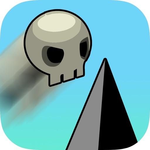Triple Death Jump Free iOS App