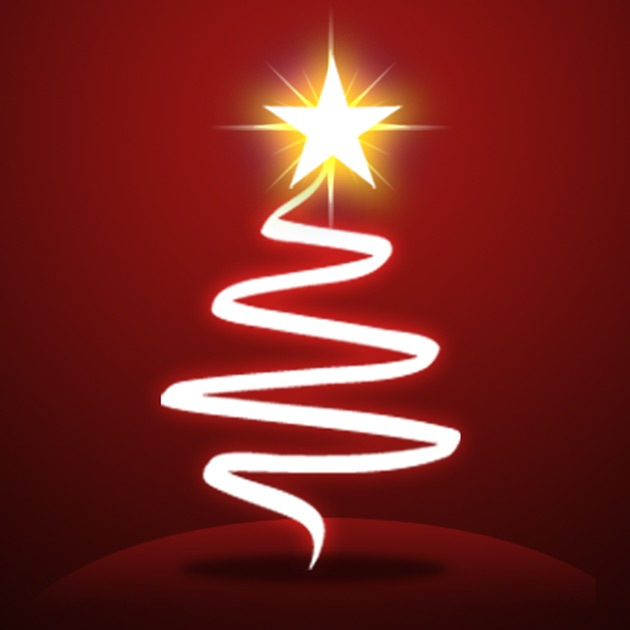 Live Christmas Tree Animation Screen Ambience Lighting Wallpaper App Store