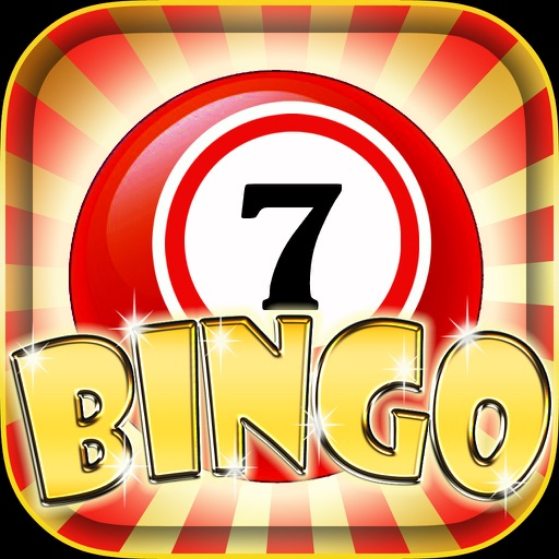 Gold Bingo Mania - Free Online Casino Game iOS App
