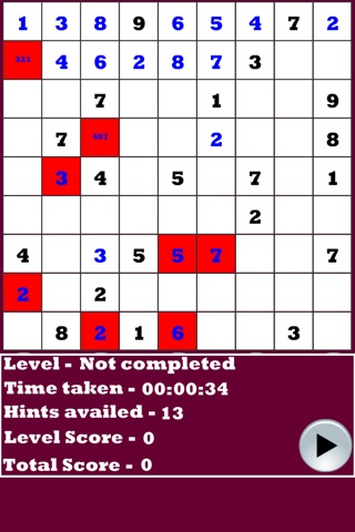 Addictive-Sudoku screenshot 2