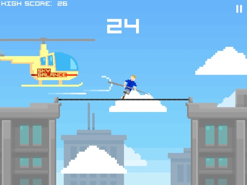 Screenshot #5 pour SkyBalance by Nik Wallenda