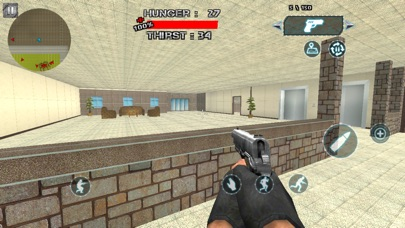 Screenshots of Alcatraz Prison Escape 3-D - The Gangstar Jail Break-out Sim-ulator for iPhone