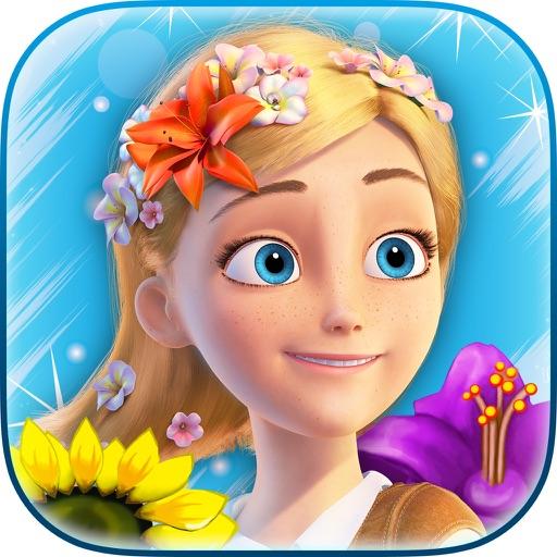 Snow Queen 2: Winter Flowers iOS App