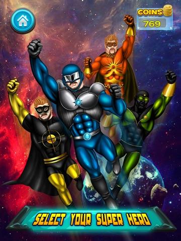 Create Your Own Superhero Maker – Super Hero Creator Games for US Man Free-ipad-1
