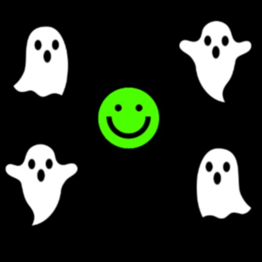 Avoid 4 Ghosts iOS App
