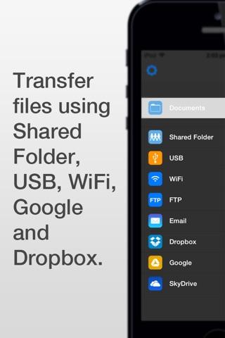 WiFi HD - Instant Hard Drive SMB Network Server Share screenshot 2