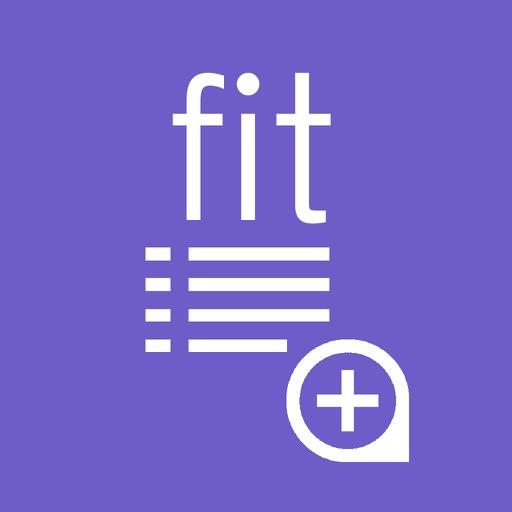 Fit Widget for Fitbit iOS App