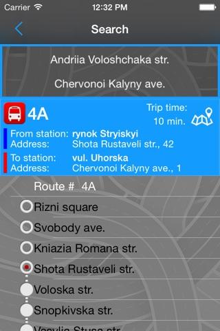 Lviv Router screenshot 3