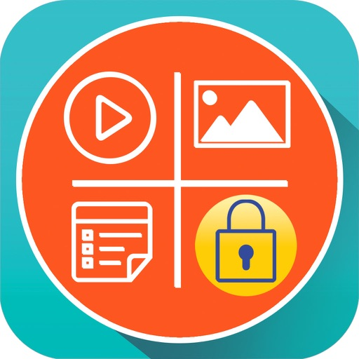 Secret Photo Album - Hide & Lock Your Private Pics And Videos with Passcode Protected iOS App